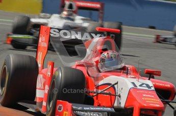 © Octane Photographic Ltd. 2011. European Formula1 GP, Sunday 26th June 2011. GP2 Sunday race. Josef Kral - Arden International. Digital Ref:  0090CB1D9373