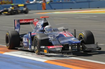 © Octane Photographic Ltd. 2011. European Formula1 GP, Sunday 26th June 2011. GP2 Sunday race. Sam Bird - iSport International. Digital Ref: 0090CB1D9387