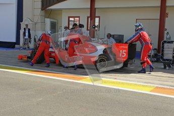 © Octane Photographic Ltd. 2011. European Formula1 GP, Sunday 26th June 2011. GP2 Sunday race. Jolyon Palmer - Arden International. Digital Ref:  0090CB1D9417
