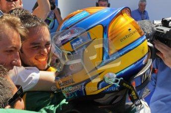 © Octane Photographic Ltd. 2011. European Formula1 GP, Sunday 26th June 2011. GP2 Sunday race. Esteban Gutiérrez - Lotus ART. Digital Ref:  0090CB1D9489