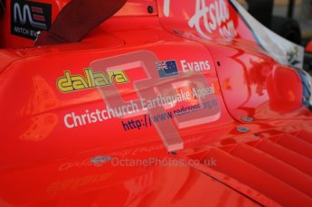 © Octane Photographic Ltd. 2011. European Formula1 GP, Sunday 26th June 2011. GP3 Sunday race. Mitch Evans - MW Arden. Digital Ref:  0091CB1D8483