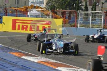 © Octane Photographic Ltd. 2011. European Formula1 GP, Sunday 26th June 2011. GP3 Sunday race. Nick Yelloly - Atech CRD GP. Digital Ref:  0091CB1D8652