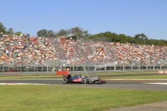 © Octane Photographic Ltd. 2011. Formula 1 World Championship – Italy – Monza – 9th September 2011 – Jenson Button - Vodafone McLaren Mercedes MP4/26,  Free practice 1 – Digital Ref :  0173CB7D5942
