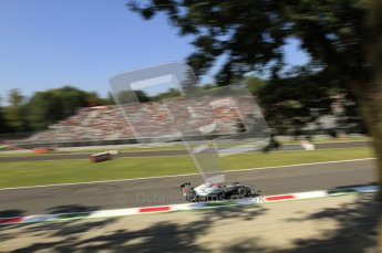 © Octane Photographic Ltd. 2011. Formula 1 World Championship – Italy – Monza – 9th September 2011 – Michael Schumacher - Mercedes MGP W02, Free practice 1 – Digital Ref : 0173CB7D6044