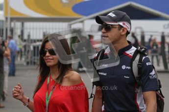 © Octane Photographic Ltd. 2011. Formula 1 World Championship – Italy – Monza – 10th September 2011 - Pastor Maldonado, Williams – Free practice 3 – Digital Ref :  0175LW7D5800