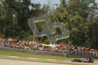 © Octane Photographic Ltd. 2011. Formula 1 World Championship – Italy – Monza – 10th September 2011 – Qualifying – Digital Ref :  0176CB1D3013