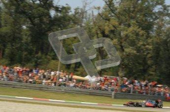© Octane Photographic Ltd. 2011. Formula 1 World Championship – Italy – Monza – 10th September 2011 – Qualifying – Digital Ref : 0176CB1D3013