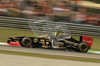 © Octane Photographic Ltd. 2011. Formula 1 World Championship – Italy – Monza – 10th September 2011 – Qualifying – Digital Ref :  0176CB1D3164