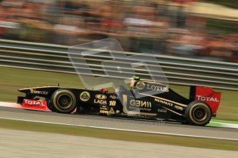© Octane Photographic Ltd. 2011. Formula 1 World Championship – Italy – Monza – 10th September 2011 – Qualifying – Digital Ref : 0176CB1D3164
