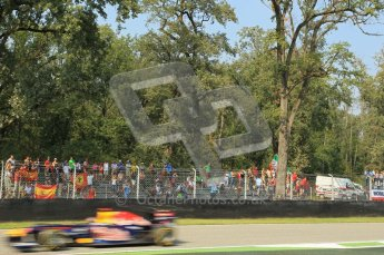 © Octane Photographic Ltd. 2011. Formula 1 World Championship – Italy – Monza – 10th September 2011 – Qualifying – Digital Ref :  0176CB1D3226