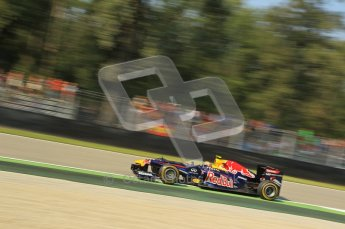 © Octane Photographic Ltd. 2011. Formula 1 World Championship – Italy – Monza – 10th September 2011 – Qualifying – Digital Ref : 0176CB1D3252