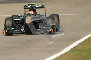 © Octane Photographic Ltd. 2011. Formula 1 World Championship – Italy – Monza – 10th September 2011 – Qualifying – Digital Ref :  0176CB7D6845