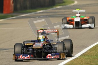© Octane Photographic Ltd. 2011. Formula 1 World Championship – Italy – Monza – 10th September 2011 – Qualifying – Digital Ref :  0176CB7D6991