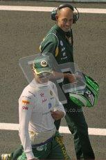 © Octane Photographic Ltd. 2011. Formula 1 World Championship – Italy – Monza – 10th September 2011 – Qualifying – Digital Ref : 0176LW7D6188