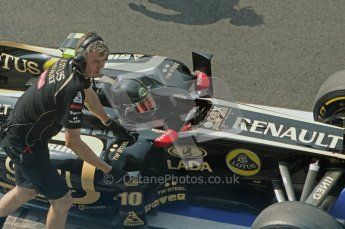 © Octane Photographic Ltd. 2011. Formula 1 World Championship – Italy – Monza – 10th September 2011 – Qualifying – Digital Ref :  0176LW7D6213