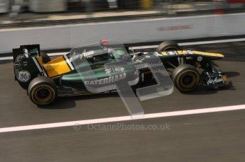 © Octane Photographic Ltd. 2011. Formula 1 World Championship – Italy – Monza – 10th September 2011 – Qualifying – Digital Ref : 0176LW7D6228