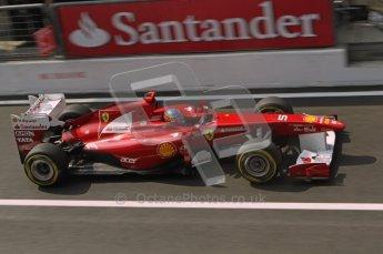© Octane Photographic Ltd. 2011. Formula 1 World Championship – Italy – Monza – 10th September 2011 – Qualifying – Digital Ref : 0176LW7D6235