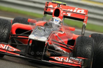 © Octane Photographic Ltd. 2011. Formula One Belgian GP – Spa – Friday 26th August 2011 – Free Practice 2. Digital Reference : 0164CB1D7786