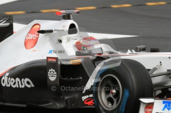 © Octane Photographic Ltd. 2011. Formula One Belgian GP – Spa – Friday 26th August 2011 – Free Practice 2. Digital Reference : 0164LW7D2882