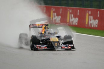© Octane Photographic Ltd. 2011. Formula One Belgian GP – Spa – Saturday 27th August 2011 – Free Practice 3. Digital Reference : 0165CB1D0604