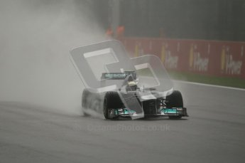 © Octane Photographic Ltd. 2011. Formula One Belgian GP – Spa – Saturday 27th August 2011 – Free Practice 3. Digital Reference : 0165CB1D0713