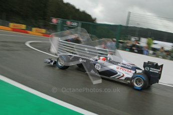 © Octane Photographic Ltd. 2011. Formula One Belgian GP – Spa – Saturday 27th August 2011 – Free Practice 3. Digital Reference : 0165CB1D0192