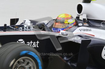 © Octane Photographic Ltd. 2011. Formula One Belgian GP – Spa – Saturday 27th August 2011 – Free Practice 3. Digital Reference : 0165CB1D4158