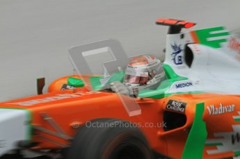 © Octane Photographic Ltd. 2011. Formula One Belgian GP – Spa – Saturday 27th August 2011 – Free Practice 3. Digital Reference : 0165CB1D4193