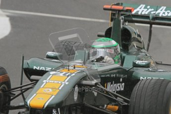 © Octane Photographic Ltd. 2011. Formula One Belgian GP – Spa – Saturday 27th August 2011 – Free Practice 3. Digital Reference : 0165CB1D4217