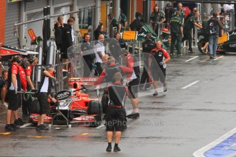 © Octane Photographic Ltd. 2011. Formula One Belgian GP – Spa – Saturday 27th August 2011 – Free Practice 3. Digital Reference : 0165CB1D5281