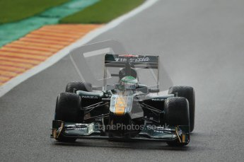 © Octane Photographic Ltd. 2011. Formula One Belgian GP – Spa – Saturday 27th August 2011 – Qualifying. Digital Reference : 0166CB1D0970
