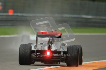 © Octane Photographic Ltd. 2011. Formula One Belgian GP – Spa – Saturday 27th August 2011 – Qualifying. Digital Reference : 0166CB1D1066