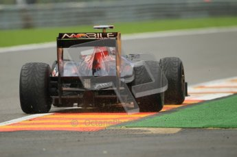 © Octane Photographic Ltd. 2011. Formula One Belgian GP – Spa – Saturday 27th August 2011 – Qualifying. Digital Reference : 0166CB1D1082
