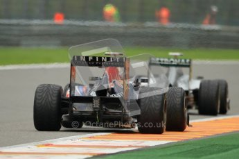 © Octane Photographic Ltd. 2011. Formula One Belgian GP – Spa – Saturday 27th August 2011 – Qualifying. Digital Reference : 0166CB1D1100
