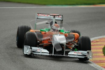 © Octane Photographic Ltd. 2011. Formula One Belgian GP – Spa – Saturday 27th August 2011 – Qualifying. Digital Reference : 0166CB1D1160