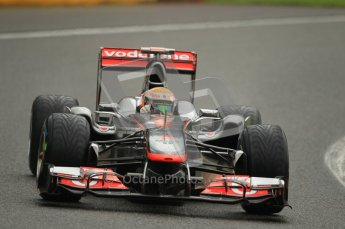 © Octane Photographic Ltd. 2011. Formula One Belgian GP – Spa – Saturday 27th August 2011 – Qualifying. Digital Reference : 0166CB1D1210