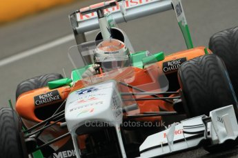 © Octane Photographic Ltd. 2011. Formula One Belgian GP – Spa – Saturday 27th August 2011 – Qualifying. Digital Reference : 0166CB1D1227