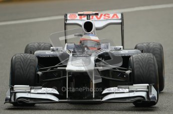 © Octane Photographic Ltd. 2011. Formula One Belgian GP – Spa – Saturday 27th August 2011 – Qualifying. Digital Reference : 0166CB1D1233