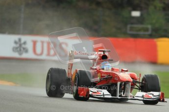 © Octane Photographic Ltd. 2011. Formula One Belgian GP – Spa – Saturday 27th August 2011 – Qualifying. Digital Reference : 0166CB1D1283