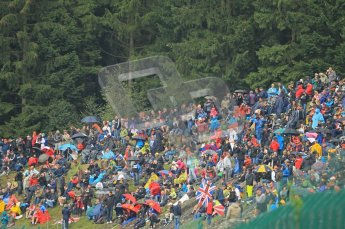 © Octane Photographic Ltd. 2011. Formula One Belgian GP – Spa – Saturday 27th August 2011 – Qualifying. Digital Reference : 0166CB1D