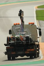 © Octane Photographic Ltd. 2011. Formula One Belgian GP – Spa – Saturday 27th August 2011 – Qualifying. Digital Reference : 0166CB1D1487