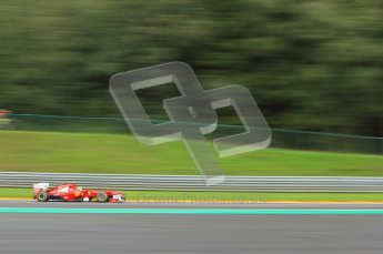 © Octane Photographic Ltd. 2011. Formula One Belgian GP – Spa – Saturday 27th August 2011 – Qualifying. Digital Reference : 0166CB7D0407