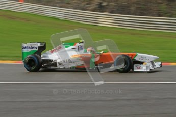 © Octane Photographic Ltd. 2011. Formula One Belgian GP – Spa – Saturday 27th August 2011 – Qualifying. Digital Reference : 0166LW7D5483