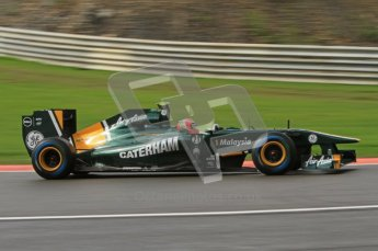 © Octane Photographic Ltd. 2011. Formula One Belgian GP – Spa – Saturday 27th August 2011 – Qualifying. Digital Reference : 0166LW7D5492