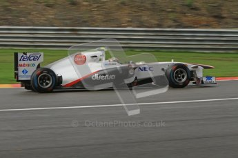 © Octane Photographic Ltd. 2011. Formula One Belgian GP – Spa – Saturday 27th August 2011 – Qualifying. Digital Reference : 0166LW7D5653