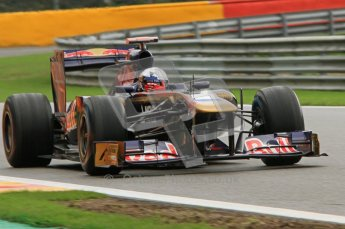 © Octane Photographic Ltd. 2011. Formula One Belgian GP – Spa – Saturday 27th August 2011 – Qualifying. Digital Reference : 0166LW7D6325