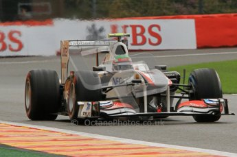 © Octane Photographic Ltd. 2011. Formula One Belgian GP – Spa – Saturday 27th August 2011 – Qualifying. Digital Reference : 0166LW7D6329