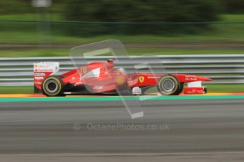 © Octane Photographic Ltd. 2011. Formula One Belgian GP – Spa – Saturday 27th August 2011 – Qualifying. Digital Reference : 0166LW7D6681