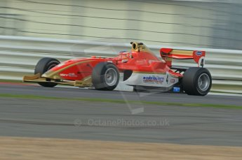© Octane Photographic 2011. FIA F2 - 16th April 2011 - Qualifying. Mirko Bortolotti. Silverstone, UK. Digital Ref. 0050CB1D0116