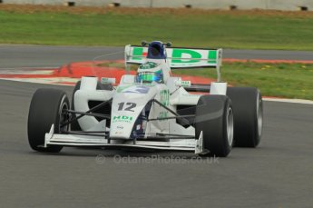 © Octane Photographic 2011. FIA F2 - 16th April 2011, Race 1. Kelvin Snoeks. Silverstone, UK. Digital Ref. CB1D0578